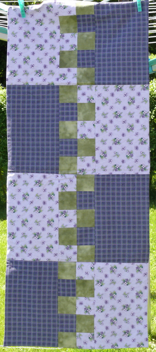 Laufer violett