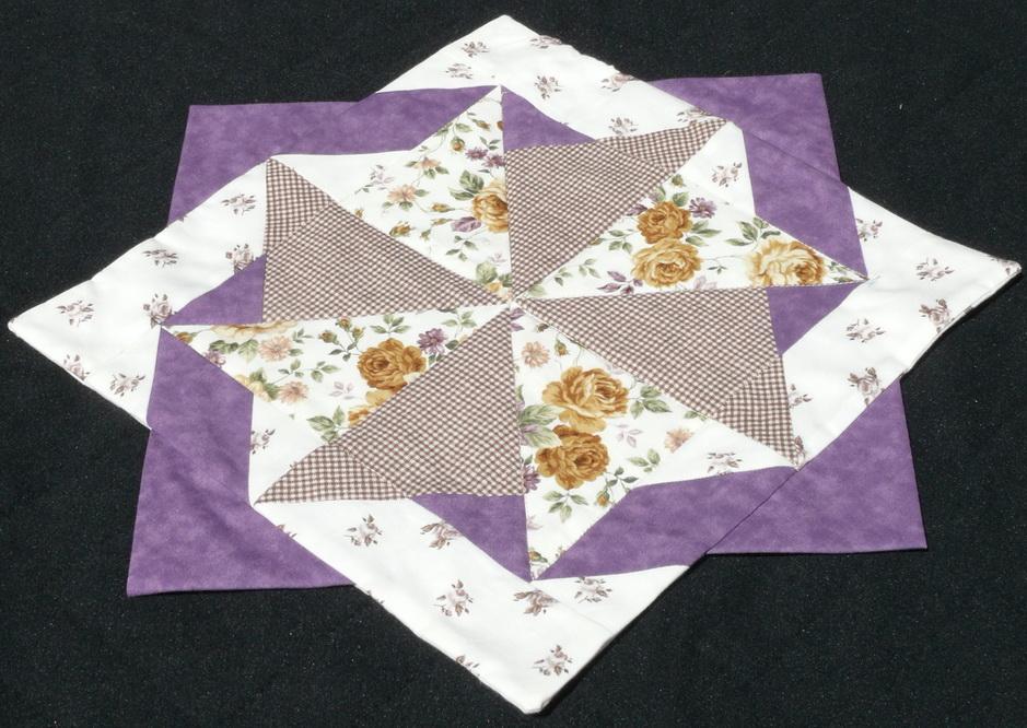 Stern violett